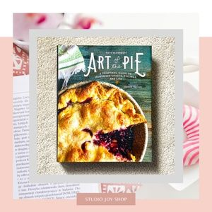 BOOK - Art of the Pie by Kate McDermott